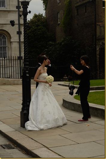 london -bride