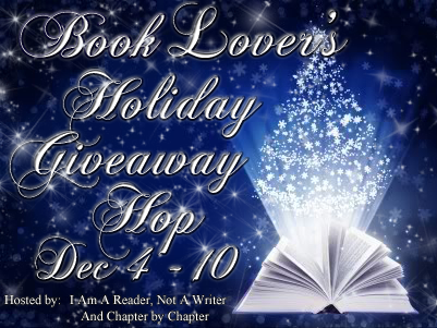 Book lovers giveaway button