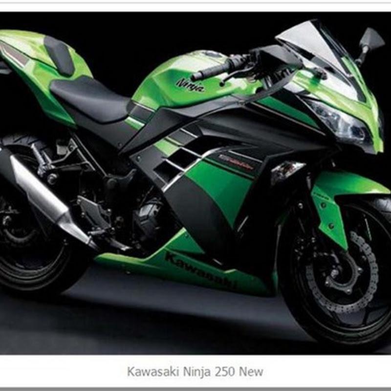 Spesifikasi Dan Harga Kawasaki Ninja 250 New