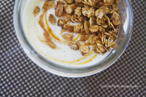 Healing Turmeric Yogurt Bowl