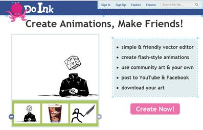สร้างงาน animation