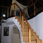 Matemwe Beach Lodge, Treppe zur oberen Etage © Foto: Angelika Krüger | Outback Africa Erlebnisreisen
