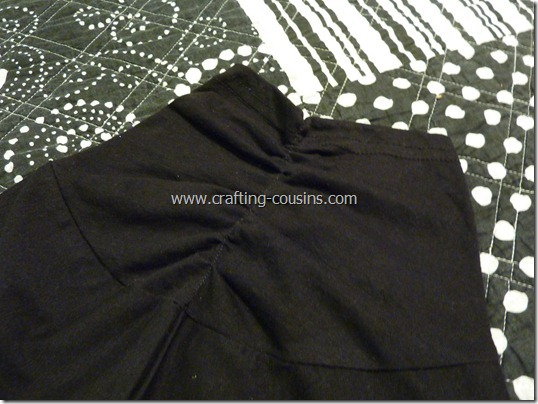 ruched sleeve cardigan (9)
