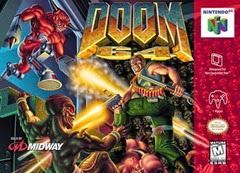 Doom 64 - Capa2