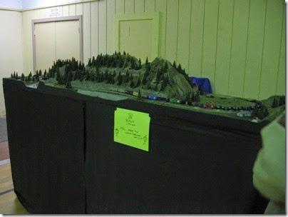 IMG_4698 Cascade Z Modelers Layout at LK&R Swap Meet in Rainier, Oregon on December 9, 2006