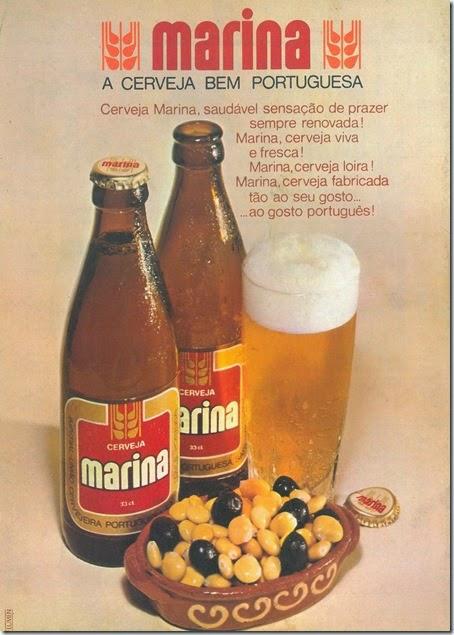 cerveja marina 1975