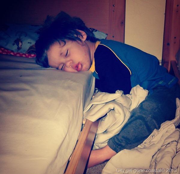 hard core sleepin