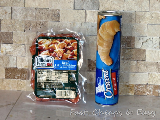pigs in a blanket fast cheap and easy 2