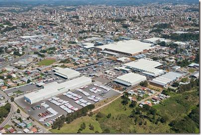 Complexo Empresas Randon_Caxias do Sul