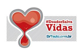 #DoadorSalva