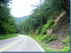 0421 North Carolina - Lakeview Drive - 'The Road to Nowhere' - Smoky Mountain National Park