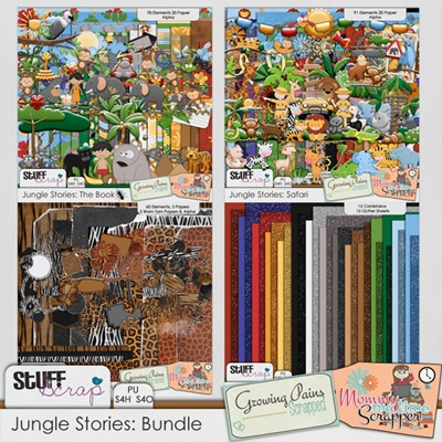 Jungle Stories - Bundle