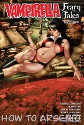 Actualización 03/03/2015: Vampirella: Feary Tales #3 traducido por Zur y maquetado por Evademetal.