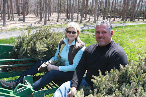 Do you remember about 3-1/2-years ago when Jeff Sutherland from Elk Creek, VA came to plant this field with Martha?