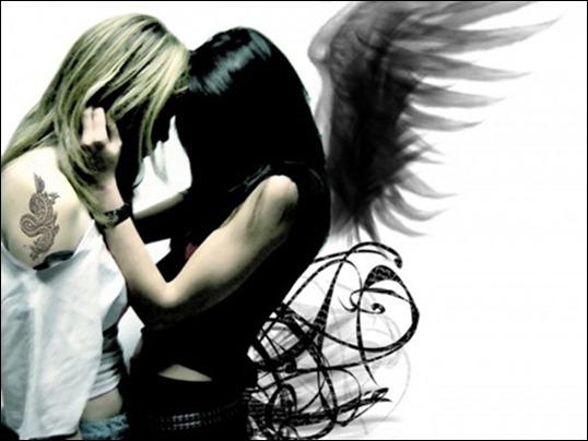 Ангелы и Демоны - бессмертные
