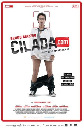 Filme Poster Cilada.com DVDRip XviD & RMVB Nacional