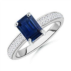 Emerald-Cut-Sapphire-and-Round-Diamond-Ring_SR0460SB_W_Reg