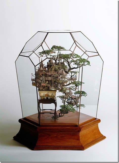 樹屋盆栽-2