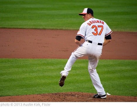 'Kevin Gausman Pitching Windup - Baltimore Orioles' photo (c) 2013, Austin Kirk - license: https://creativecommons.org/licenses/by/2.0/