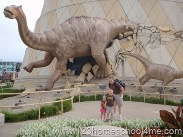 Indianaplis Children's Museum Family Vacation in Indiana