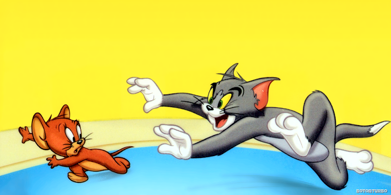 Tom y Jerry background