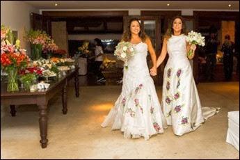 Daniela Mercury e Malu Verçosa casamento 01