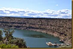Round Butte dam 3