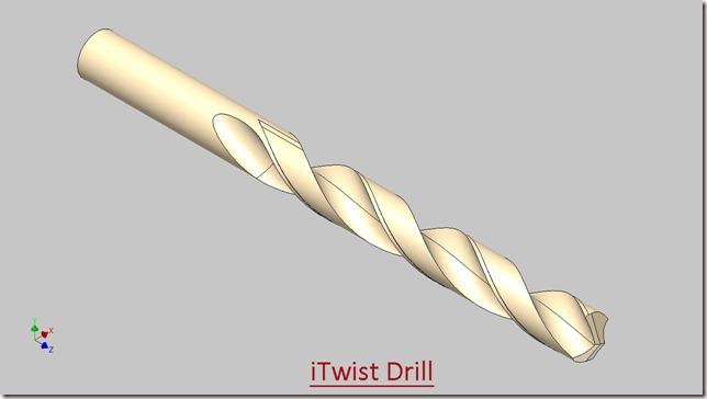 iTwist Drill