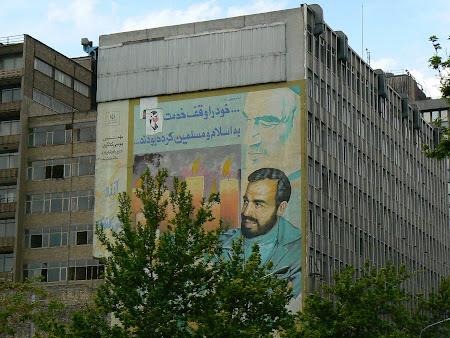Teheran graffitti