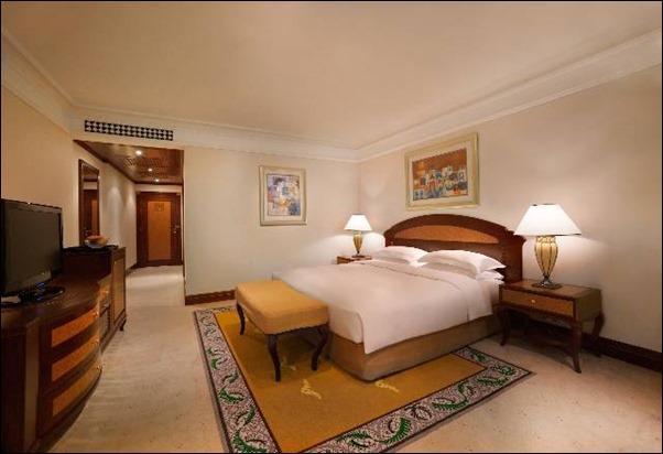 غرف جراند حياة دبي