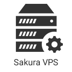 sakura-vps_settings