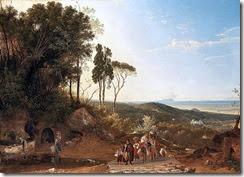 800px-Franz_Ludwig_Catel_(1778_-_1856),_Aussicht_von_Ariccia_gegen_das_Meer