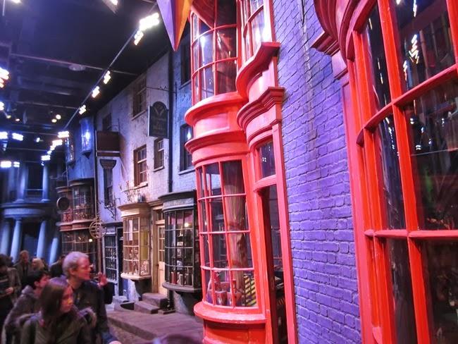 Hogwarts 103