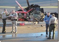 Porshe Carrera GT Merenggut Nyawa Paul Walker dalam Kecelakaan Tunggal (3)