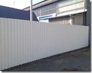 MICKEY 2013年4月 壁塗装後