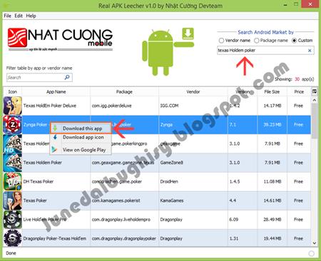 Cara Download Aplikasi dan Games Android Melalui PC 03