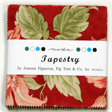 Tapestry by Fig Tree & Co - Charm Pack