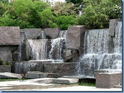 1615 Washington, D.C. - Franklin D. Roosevelt Memorial