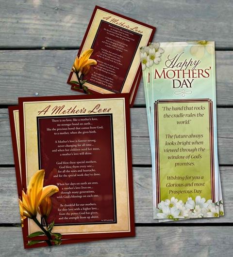 Diseños del Día de la mamá