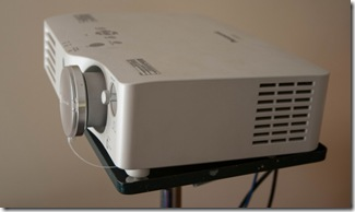 My Panasonic Projector