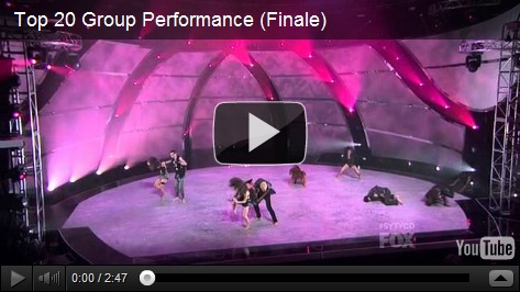 SYTYCD Saturdays: SEASON 8 FINALE!