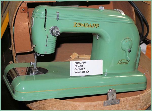 Flour mill Zandapp 2