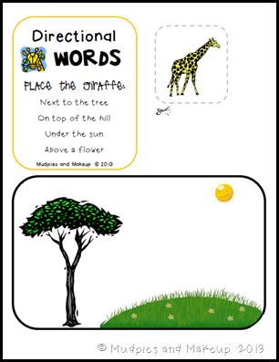 Giraffe Printables 3