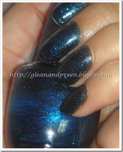 Bonjour Paris Nail Lacquer Nails