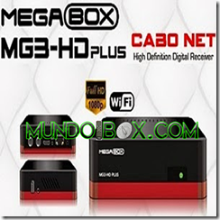 MEGABOX MG3 HD
