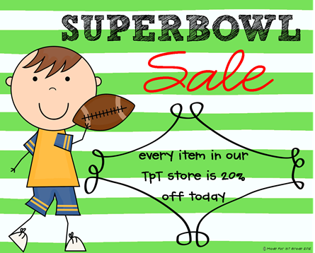 superbowl sale