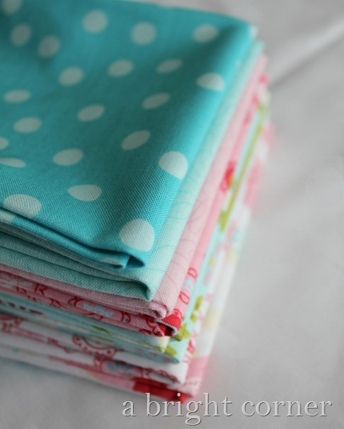 Sweet Divinity fat quarter stack
