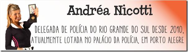 Assinatura Andréa