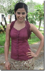 Actress Disha Pandey in Chikki Mukki Tamil Movie Stills