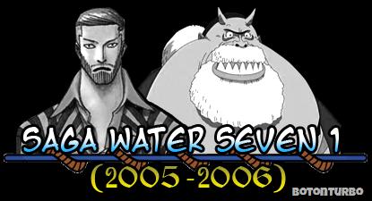 One Piece - Saga Water Seven 1